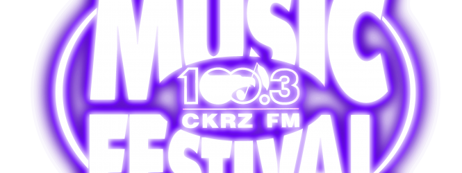 CKRZ Music Festival Line-Up Featuring – MARK LAFORME